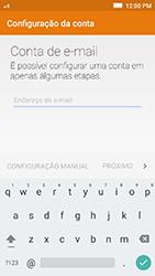 Lenovo Vibe K5 - Email - Como configurar seu celular para receber e enviar e-mails - Etapa 5