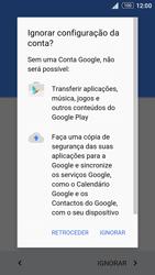 Sony Xperia Z3 Plus - Primeiros passos - Como ligar o telemóvel pela primeira vez -  10