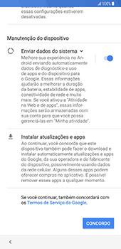 Samsung Galaxy S9 Plus - Primeiros passos - Como ativar seu aparelho - Etapa 18
