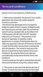 Huawei P8 - Applications - MyProximus - Step 10