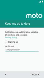 Motorola Moto C Plus - Primeiros passos - Como ligar o telemóvel pela primeira vez -  16