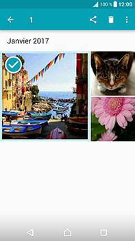 Sony Xperia XA1 Ultra - Photos, vidéos, musique - Envoyer une photo via Bluetooth - Étape 9