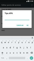 NOS Neva 80 - Internet no telemóvel - Configurar ligação à internet -  14