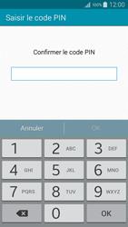 Samsung Galaxy A5 (A500FU) - Sécuriser votre mobile - Activer le code de verrouillage - Étape 9