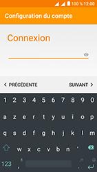Alcatel U5 - E-mails - Ajouter ou modifier un compte e-mail - Étape 9