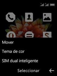 Nokia 3310 - Segurança - Como ativar o código PIN do cartão de telemóvel -  4