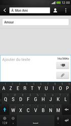 HTC Desire 601 - MMS - envoi d'images - Étape 11