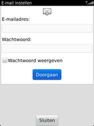 BlackBerry 9810 Torch - E-mail - Handmatig instellen - Stap 8