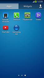 Samsung G386F Galaxy Core LTE - Voicemail - handmatig instellen - Stap 4