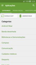 Samsung Galaxy A3 A310F 2016 - Aplicações - Como pesquisar e instalar aplicações -  6