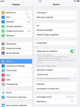 Apple iPad Air iOS 8 - Bluetooth - connexion Bluetooth - Étape 5