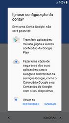 Samsung Galaxy A5 (2016) - Android Nougat - Primeiros passos - Como ligar o telemóvel pela primeira vez -  9