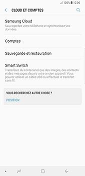 Samsung Galaxy Note 9 - Aller plus loin - Gérer vos données depuis le portable - Étape 8