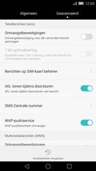 Huawei Ascend Mate 7 4G (Model MT7-L09) - SMS - Handmatig instellen - Stap 6