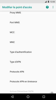 Huawei Nexus 6P - Android Oreo - Internet - configuration manuelle - Étape 13