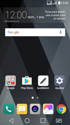 LG K4 (2017) - Bluetooth - Conectar dispositivos a través de Bluetooth - Paso 1