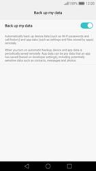 Huawei Nova - Device maintenance - Create a backup of your data - Step 8
