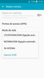 Samsung Galaxy A3 A310F 2016 - Internet no telemóvel - Ativar 4G -  6