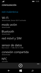 Microsoft Lumia 640 - Red - Seleccionar una red - Paso 4