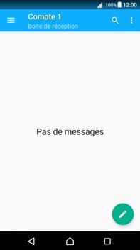 Sony Xperia Z5 Premium - Android Nougat - E-mail - envoyer un e-mail - Étape 3