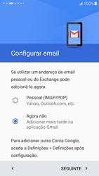 Samsung Galaxy S7 Edge - Primeiros passos - Como ligar o telemóvel pela primeira vez -  14