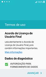 Samsung Galaxy J1 - Primeiros passos - Como ativar seu aparelho - Etapa 8