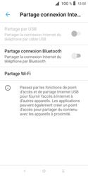 Alcatel 1X - Internet et connexion - Partager votre connexion en Wi-Fi - Étape 6