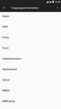 OnePlus 3 - Android Oreo - Internet - handmatig instellen - Stap 11