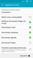 Samsung Galaxy A5 - Email - Adicionar conta de email -  9