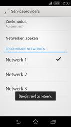 Sony Xperia E3 - Netwerk - gebruik in het buitenland - Stap 13