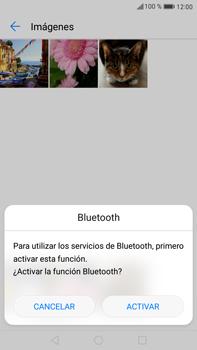 Huawei Mate 9 - Bluetooth - Transferir archivos a través de Bluetooth - Paso 9