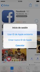 Apple iPhone SE - Aplicaciones - Tienda de aplicaciones - Paso 8