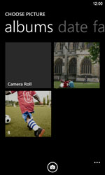 Nokia Lumia 920 LTE - MMS - Sending pictures - Step 8