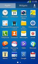 Samsung Galaxy Trend Plus S7580 - Mms - Configuration manuelle - Étape 3