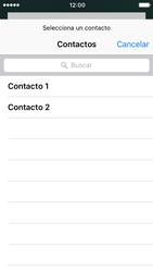 Apple iPhone SE iOS 10 - E-mail - Escribir y enviar un correo electrónico - Paso 5