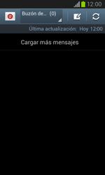 Samsung i8260 Galaxy Core - E-mail - Escribir y enviar un correo electrónico - Paso 16