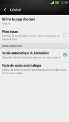 HTC One Mini - Internet - configuration manuelle - Étape 25