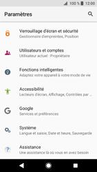 Sony Xperia XZ1 - Device maintenance - Back up - Étape 6