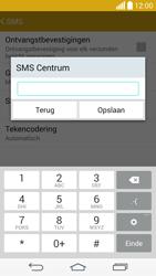 LG G3 s 4G (LG-D722) - SMS - Handmatig instellen - Stap 8