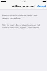 Apple iPhone 4S met iOS 8 (Model A1387) - Applicaties - Account aanmaken - Stap 28