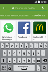 Samsung Galaxy Young II - Aplicações - Como pesquisar e instalar aplicações -  14