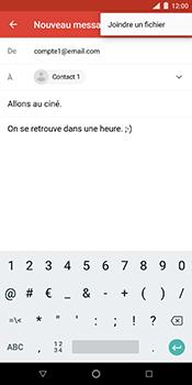 Nokia 7 Plus - E-mail - envoyer un e-mail - Étape 9