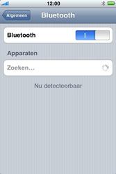 Apple iPhone 4 - Bluetooth - Aanzetten - Stap 4