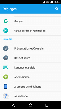 Sony Xperia Z5 Premium (E6853) - Android Nougat - Appareil - Mises à jour - Étape 5