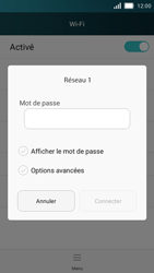 Huawei Y5 - WiFi et Bluetooth - Configuration manuelle - Étape 6