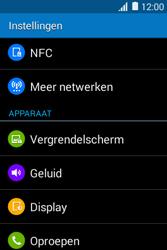 Samsung Galaxy Young 2 - Internet - Aan- of uitzetten - Stap 4
