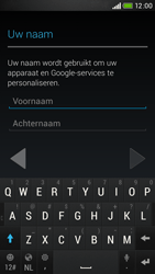 HTC Desire 601 - Applicaties - Account aanmaken - Stap 5