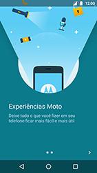 Motorola Moto X4 - Primeiros passos - Como ativar seu aparelho - Etapa 21