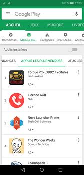 Huawei P20 - Applications - Télécharger une application - Étape 8
