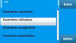Nokia N97 - E-mail - Configuration manuelle - Étape 28